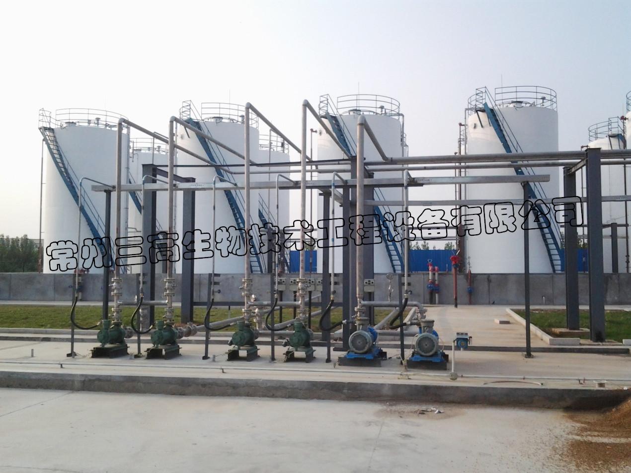 管道泵安装部分
