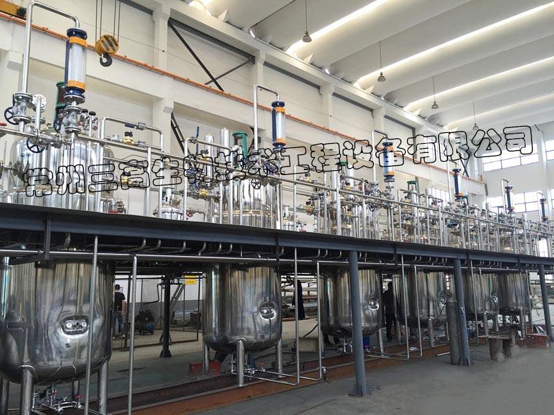 中试发酵系统